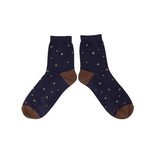 Trendy and comfortable Gracebell socks made in Korea for Women/Men