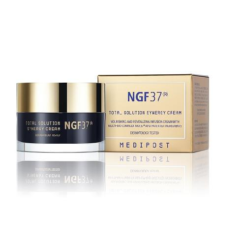 Wrinkle Improvement & Brightening NGF37 Total Solution Synergy Cream