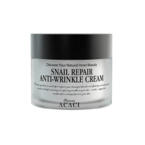 ChamosACACI Snail Repair Anti-Wrinkle Cream (50g)